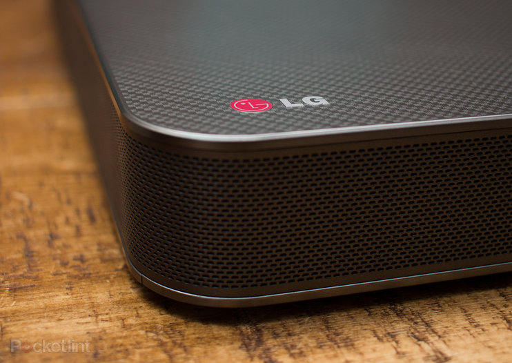 LG SoundPlate 540 review: Super connected speaker base