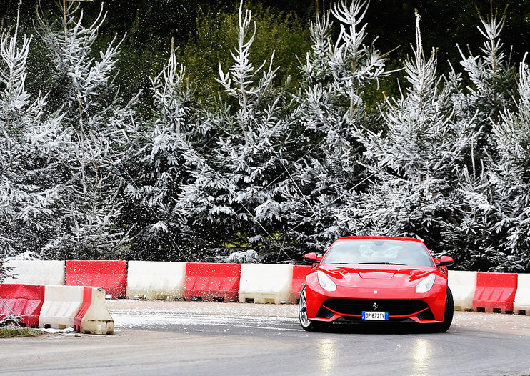 What makes F1 drivers tick? Marc Gené takes us for a scare ride in a Ferrari F12 Berlinetta (update)