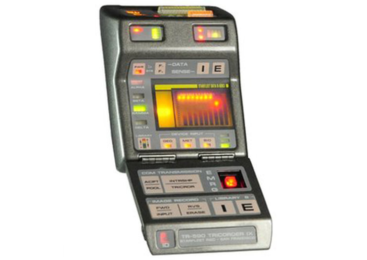 Star Trek Tricorder that measures health wirelessly nearly here: $10m X Prize finalists revealed