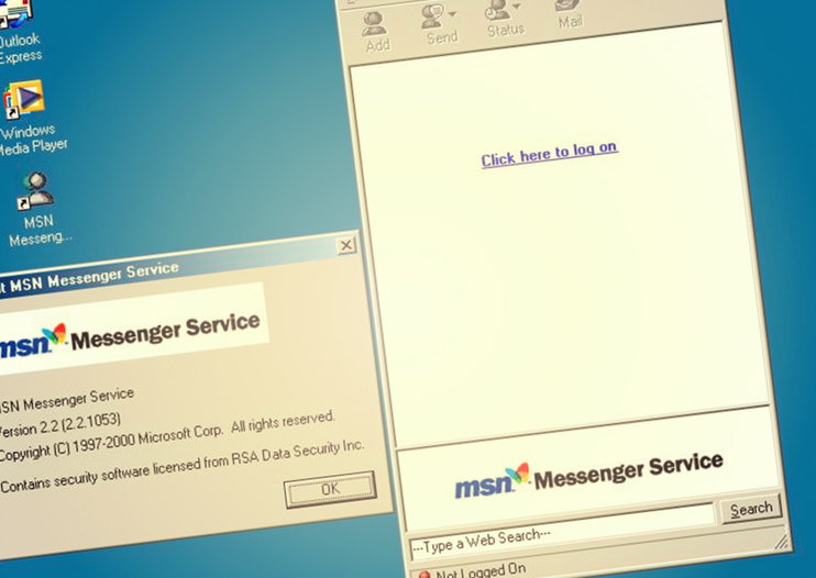 Say goodbye to Microsoft's MSN Messenger, shutting down after 15 years