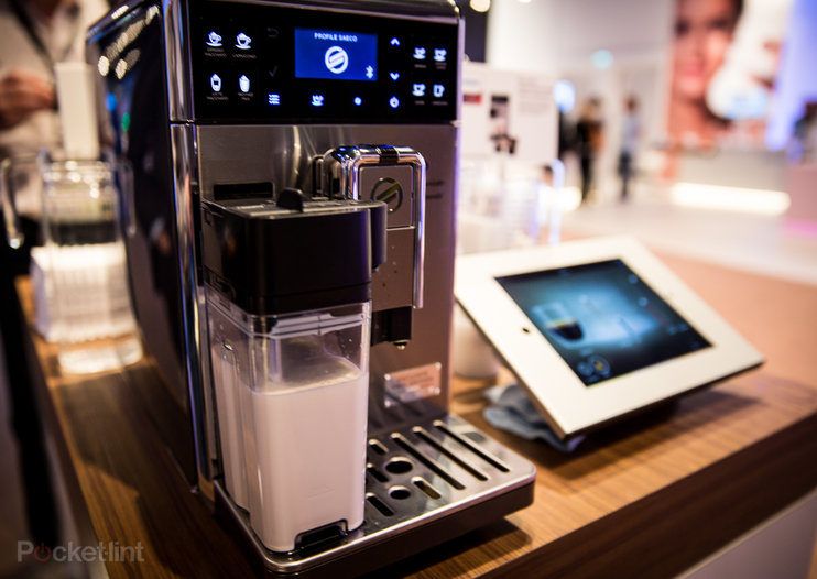Saeco GranBaristo Avanti: The app-controlled coffee maker that makes a perfect cup every time