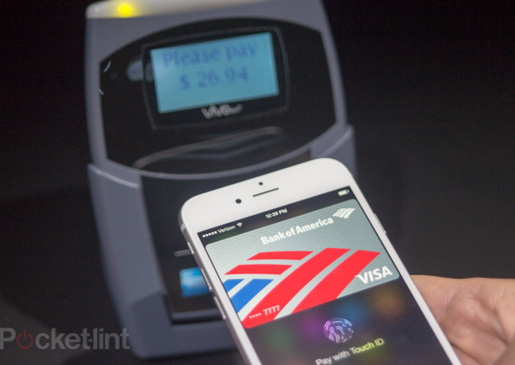 Apple Pay could take a chunk of $79.2bn for tap payments per year