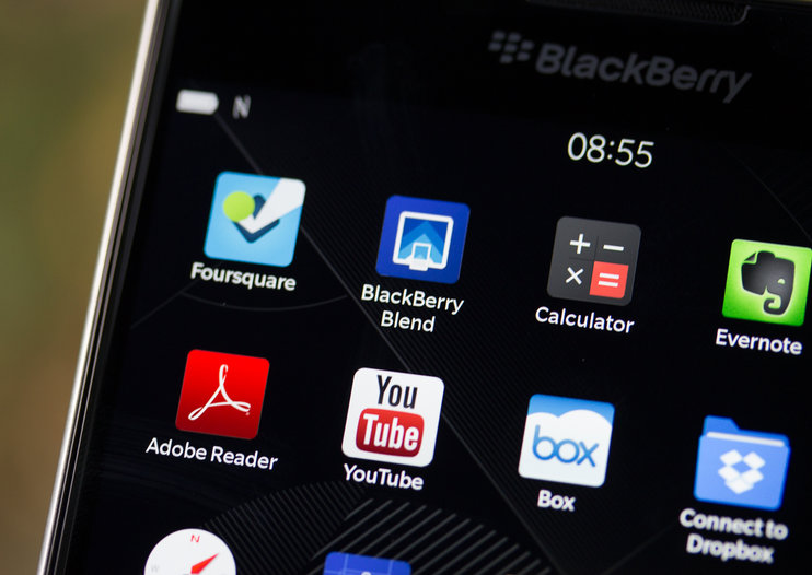 BlackBerry Blend: The power of a BlackBerry without having it in the room