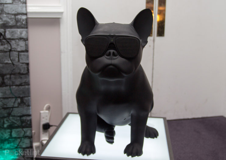 The Jarre AeroBull is the weirdest speaker we've ever seen, after the AeroSkull (hands-on)