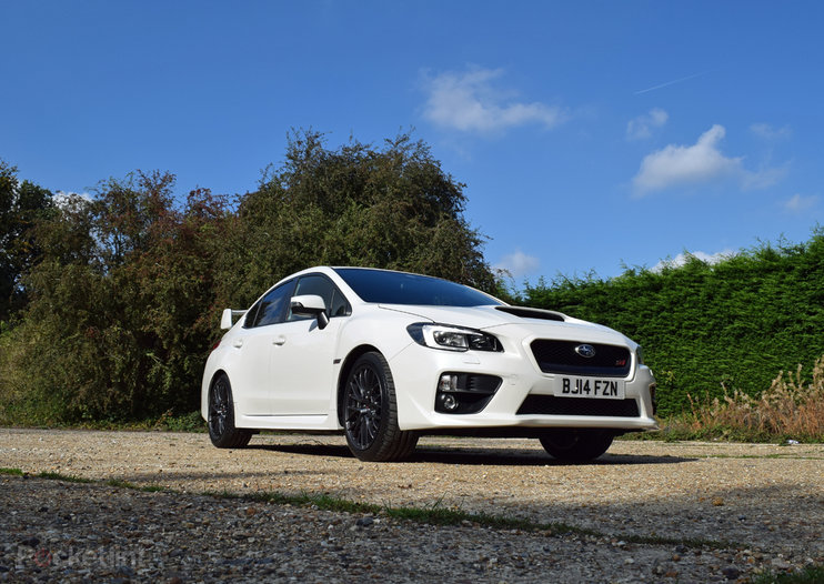 Subaru WRX STI first drive: More fun than you can shake a gearstick at