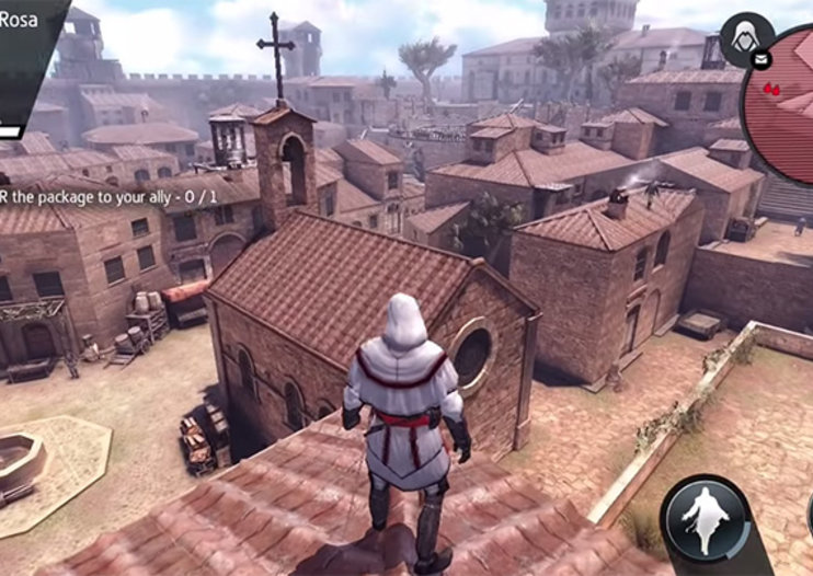 You won't believe that this latest Assassin's Creed game is for iPhone and iPad