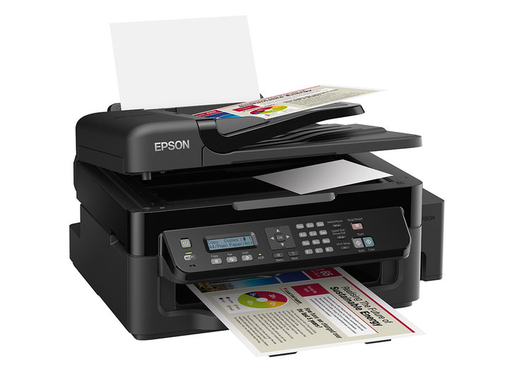 Epson EcoTank printers promise to last 2 years before needing an ink change