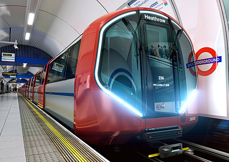 New driverless Tube trains announced by Transport for London, due from 2020