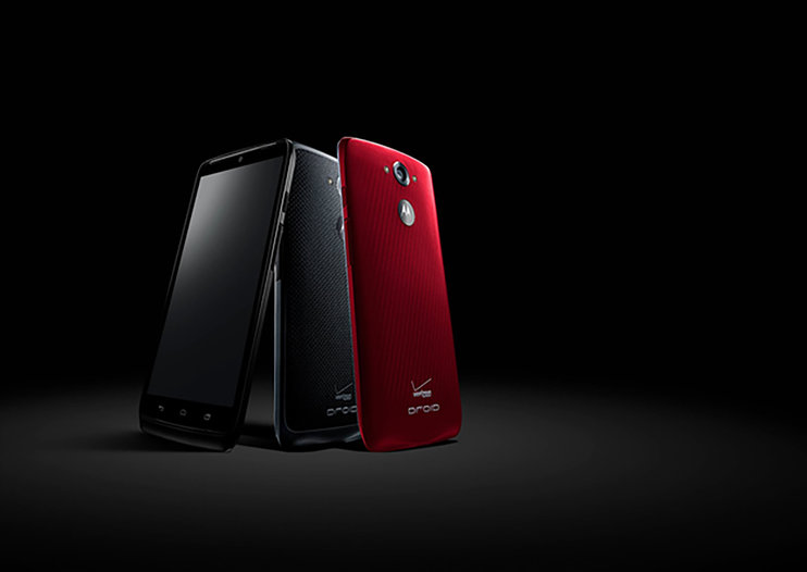 Verizon's powerful Droid Turbo has a 5.2-inch Quad HD screen and 48-hour battery