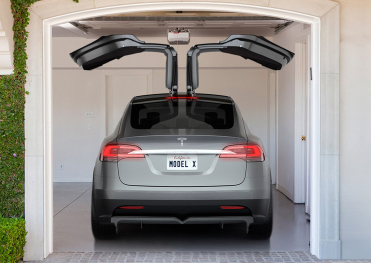 Tesla Model X crossover now delayed until late 2015 to allow for even more testing