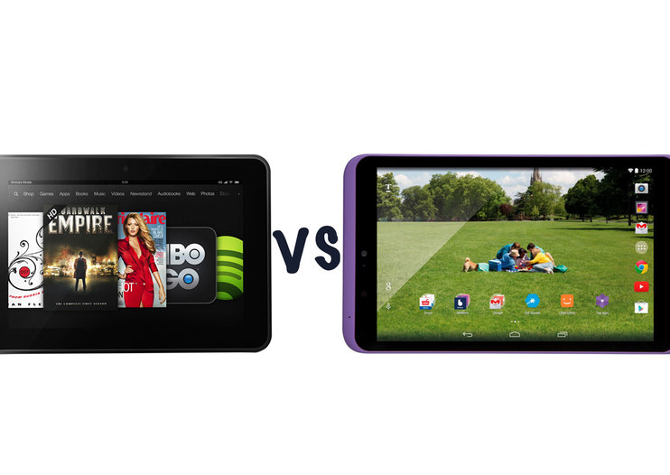 Tesco Hudl 2 vs Amazon Fire HD 7: Which budget tablet to choose?