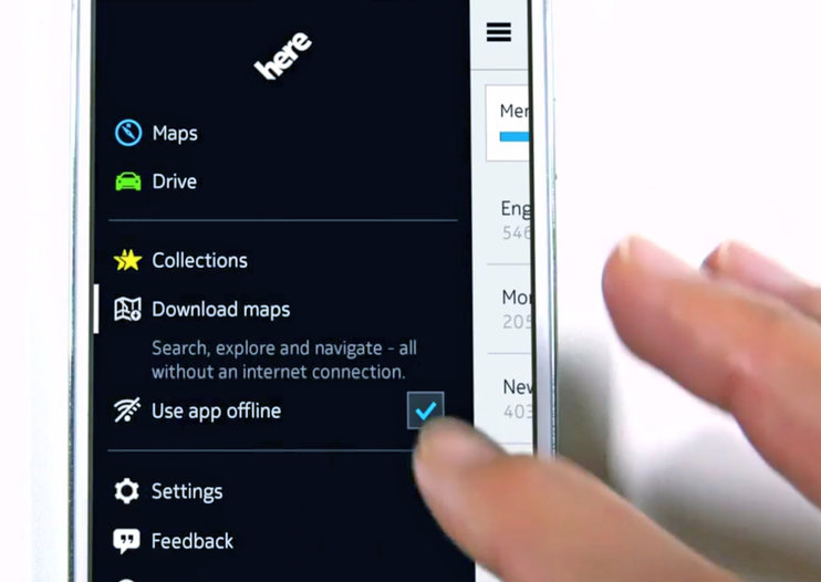 Nokia Here maps app now live in Play Store, with iOS version coming in 2015
