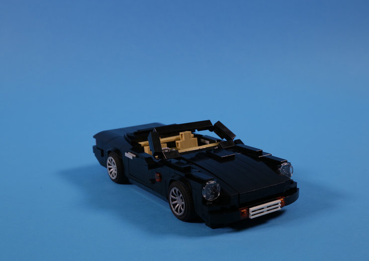 Bet you'd love your car made into Lego like these