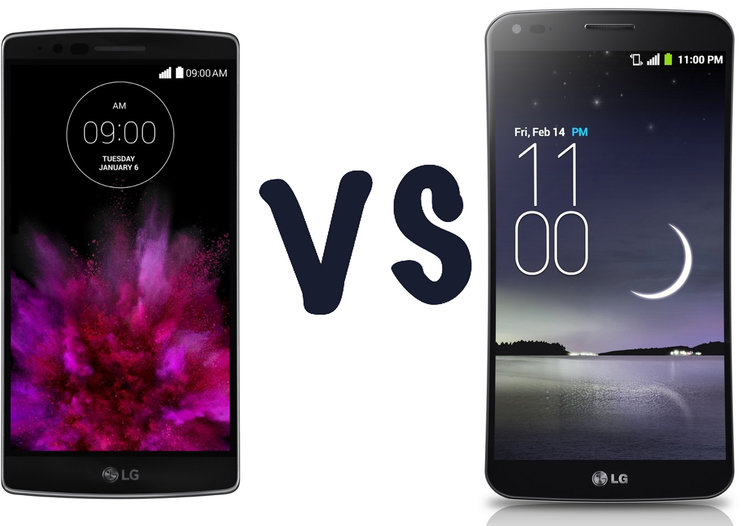 LG G Flex 2 vs LG G Flex: What's the difference?