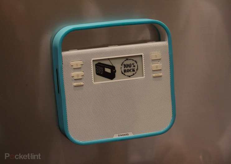 Triby is the phone, speaker and digital post-it heart of the home