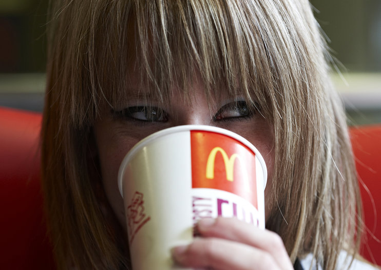 McDonald's to offer Qi wireless charging points in UK restaurants