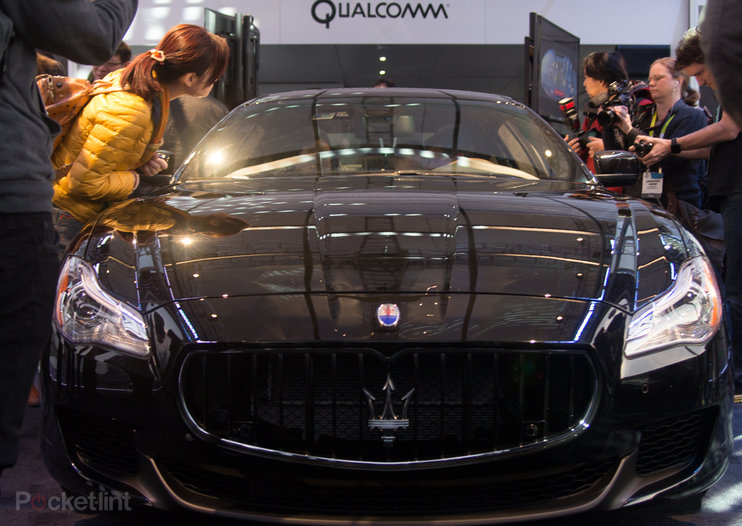 Your next car won't have mirrors, as long as you buy a Maserati (hands-on)