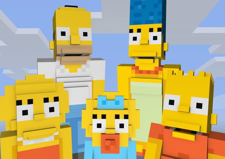 Best Minecraft skins in pictures: The Simpsons, Doctor Who, Star Wars and more