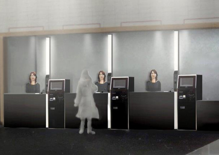 This Japanese hotel will be run almost entirely by robots