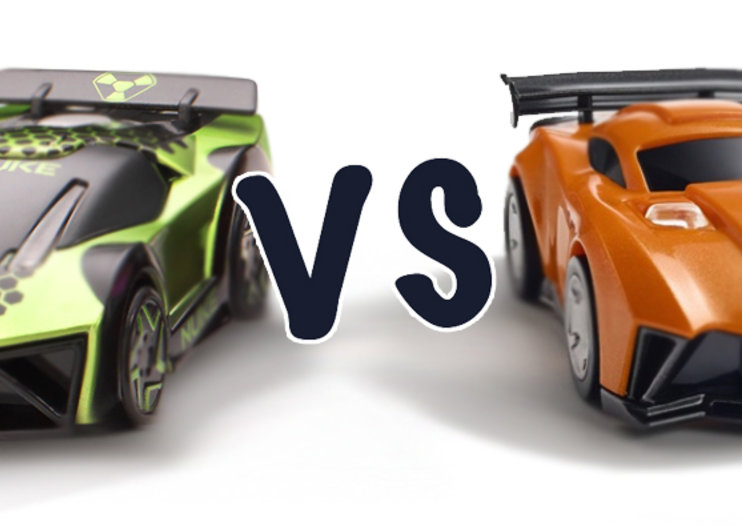 Anki Overdrive vs Anki Drive: All the new features explained