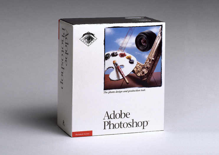 Photoshop is 25: What it's looked like through the years and check out the crazy codenames