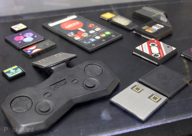 Google Project Ara gets August international release date: Gaming controller module revealed