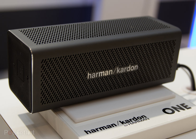 Harman Kardon One is the Bluetooth speaker for your HTC One