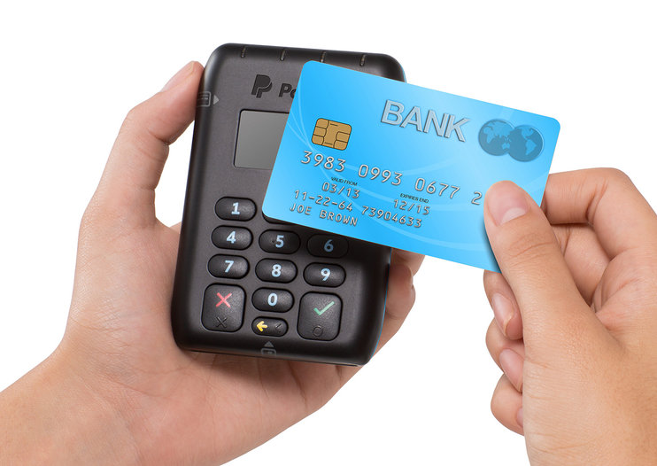 Goodbye chip and PIN, even market stalls will soon take contactless payments thanks to PayPal