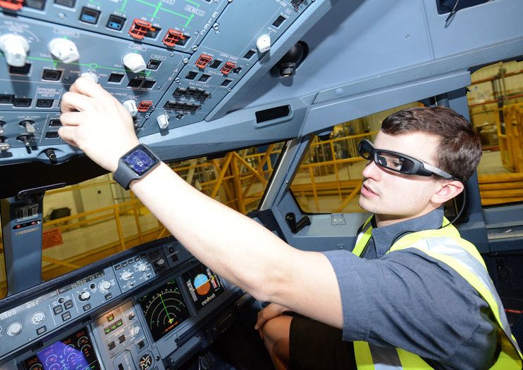 Virgin Atlantic to make your flights run smoothly using Sony SmartEyeGlass and SmartWear
