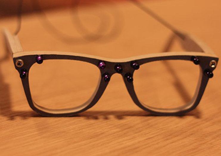 These invisibility glasses will stop machines recognising and tagging you