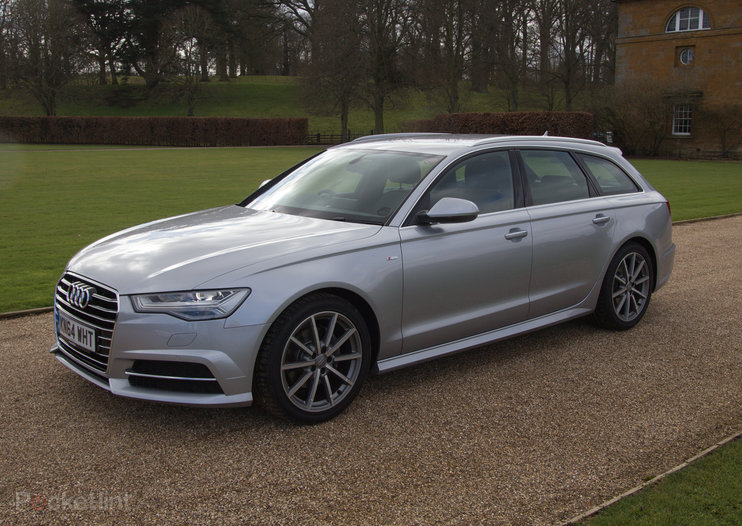 Audi A6 Avant (2015) first drive: Home from stately home
