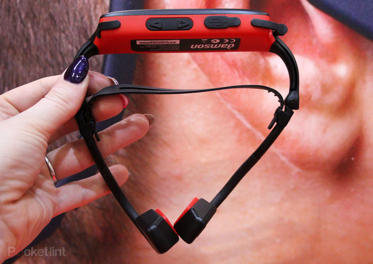 Damson Audio Headbones use bone conduction to deliver your music