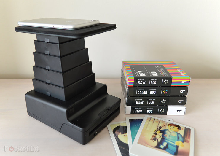 Impossible Project Instant Lab Universal review: Make Polaroid-style prints from your phone snaps