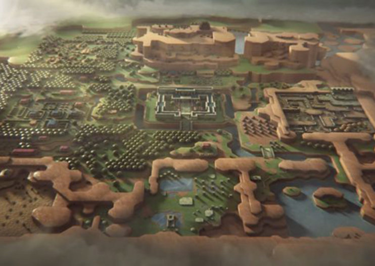Game of Thrones meets Zelda in this amazing Game of Hyrule video