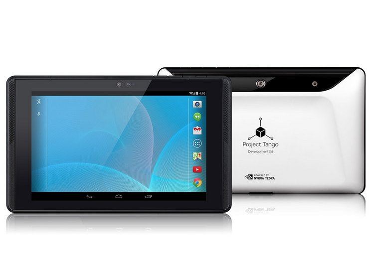 Google cuts price of Project Tango tablet in half but keeps it developer-only
