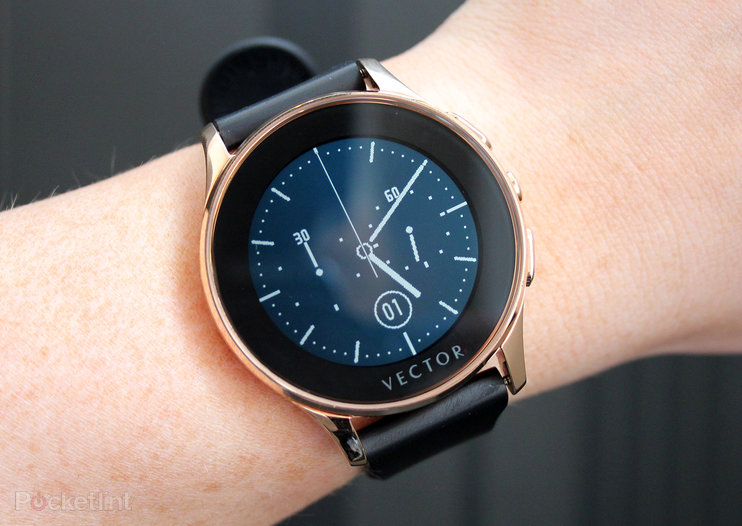 Vector Luna smartwatch: Simple, subtle and sexy