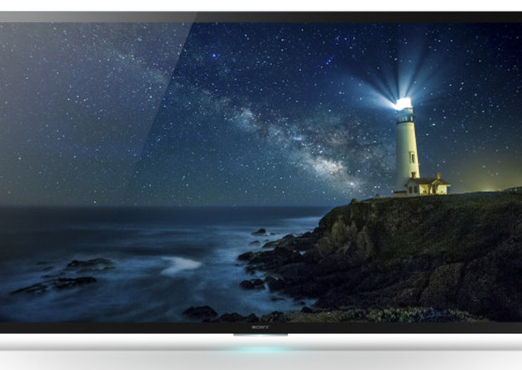 Sony HDR 4K Bravia TVs up for pre-order today, to ship in May