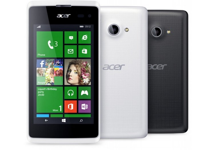 Acer's 2015 lineup debuts: Packed with hybrids, laptops, tablets, phones, and more