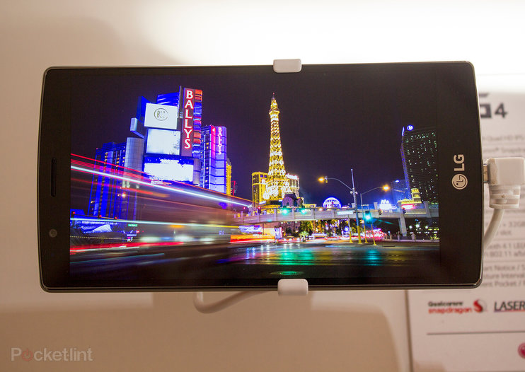 LG G4 IPS Quantum Display explained: How is it different to a normal LCD?