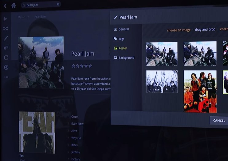 Plex Music now lets you create mood playlists, pairs tracks to Vevo videos