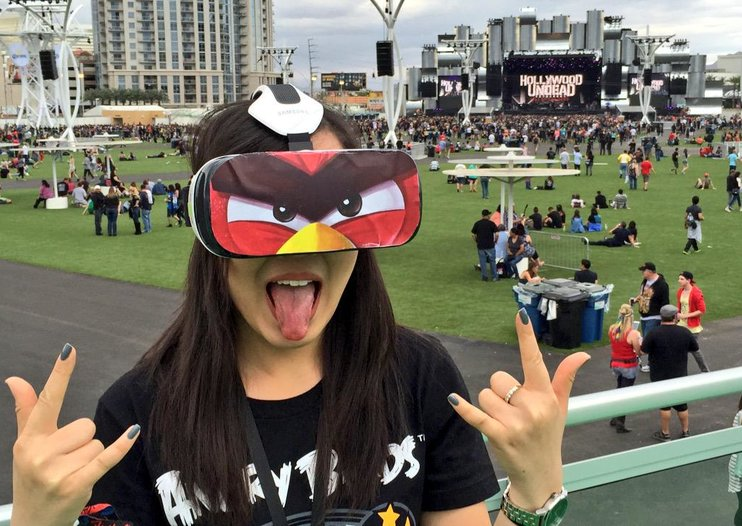 Angry Birds in virtual reality is a real thing, but is it coming to everyone?