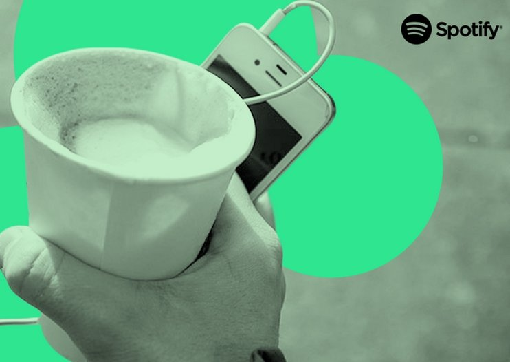 Starbucks to let coffee drinkers craft in-store Spotify playlists, coming soon to US and UK