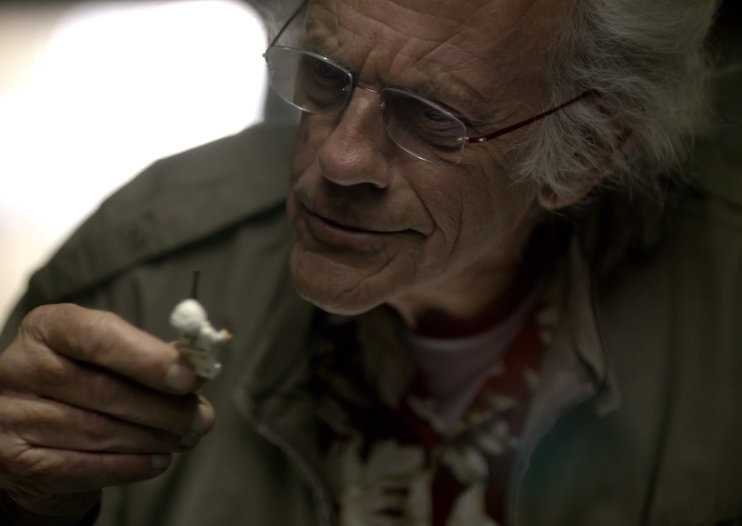 Great Scott! Watch Christopher Lloyd return as Doc Brown in new Lego Dimensions trailer