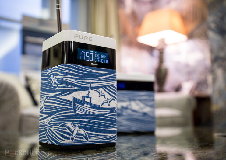 Pure Pop by Mini Moderns hands-on: Very British Bluetooth digital radios for all tastes