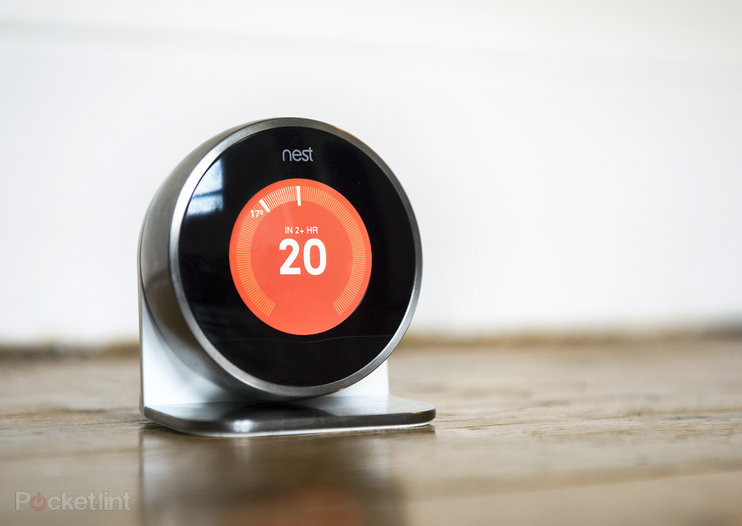 Nest Learning Thermostat review: Intelligent home heating never looked better