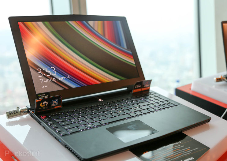 Gigabyte's Aorus X5: The most powerful 15-inch gaming laptop ever? (hands-on)