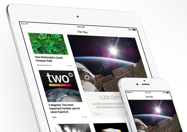 What is Apple News?