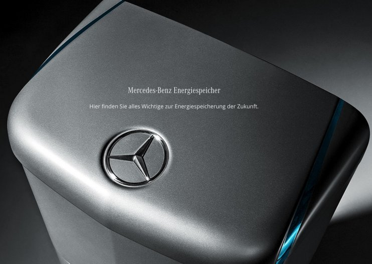 Tesla isn't the only car maker doing home batteries, Mercedes-Benz is too