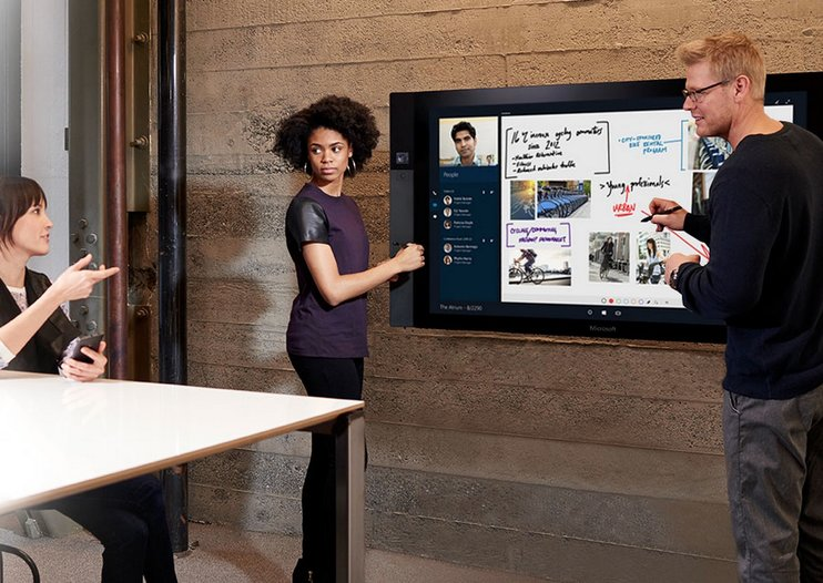 Microsoft Surface Hub to cost £5K... and that's just the starting price