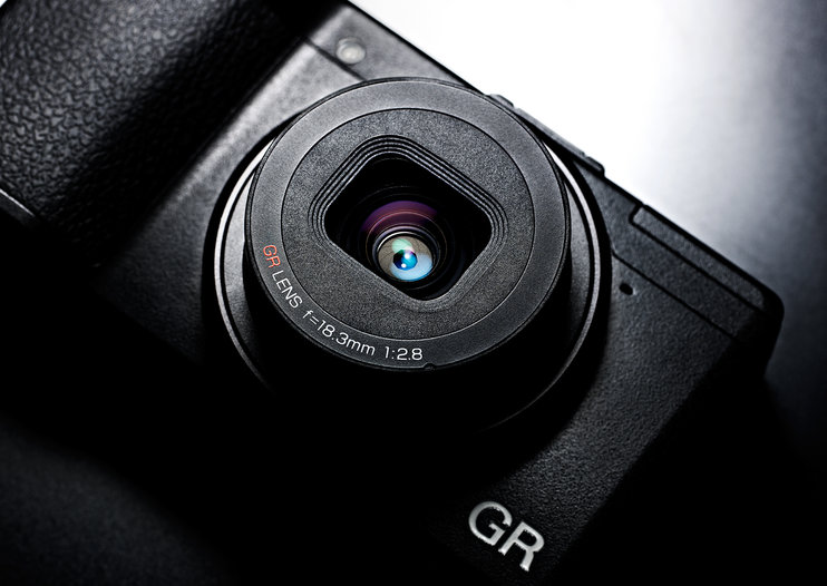Ricoh GR II compact camera brings upgraded processing, large image sensor and smartphone support